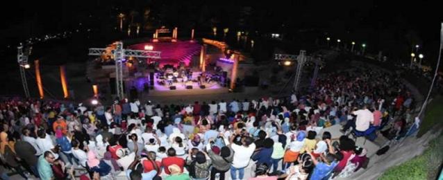 أنشطة ثقافية وحفلات غنائية وفعاليات متنوعة في عيد الأضحى