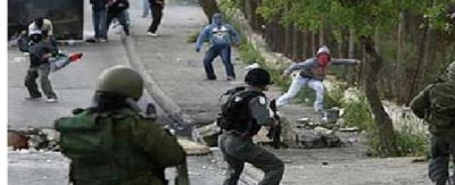 استشهاد وإصابة 3 فلسطينيين بعد طعن ضابط شرطة تابع للاحتلال الإسرائيلي