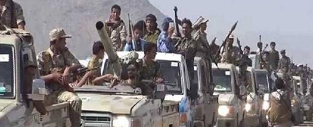 الحكومة الشرعية اليمنية تتسلم قصر معاشيق الرئاسي بعدن