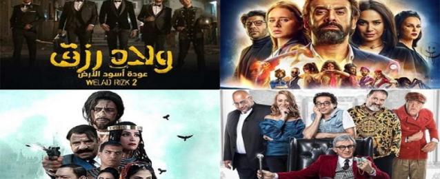 5 افلام جديدة تتنافس فى موسم عيد الاضحى بعد خروج الفلوس من السباق