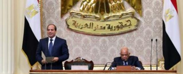 الرئيس عبد الفتاح السيسي يدعو مجلس النواب للانعقاد الثلاثاء أول أكتوبر