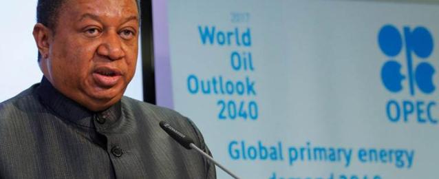 أمين عام أوبك .. من السابق لأوانه بحث تعميق تخفيضات إنتاج النفط