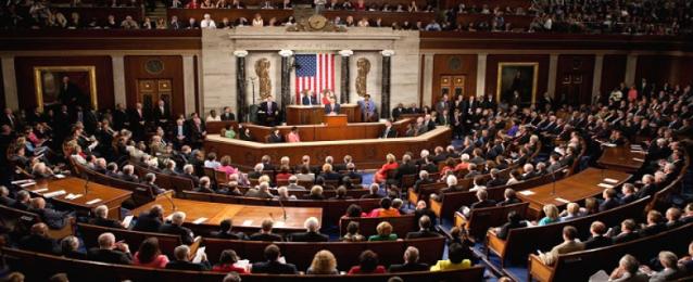 مجلس النواب الأمريكى يوافق على رفع سقف الدين مؤقتا