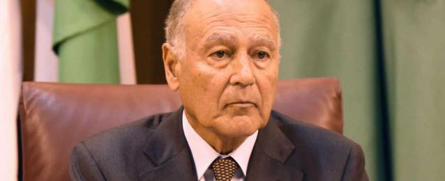 أبو الغيط يتلقى دعوة لزيارة الجزائر للترتيب للدورة 32 للقمة العربية