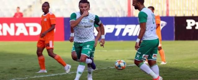 أحمد جمعة يقود هجوم منتخب مصر في مباراة ليبيريا الودية