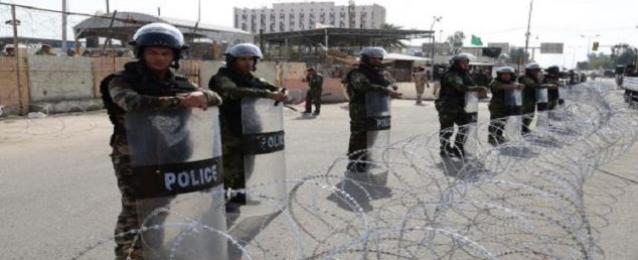 إجراءات أمنية مشددة قبيل إنطلاق مظاهرة حاشدة في بغداد