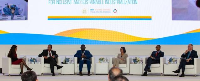 مصر تشارك في فعاليات المؤتمر العام لمنظمة اليونيدو في نسخته الـ 18