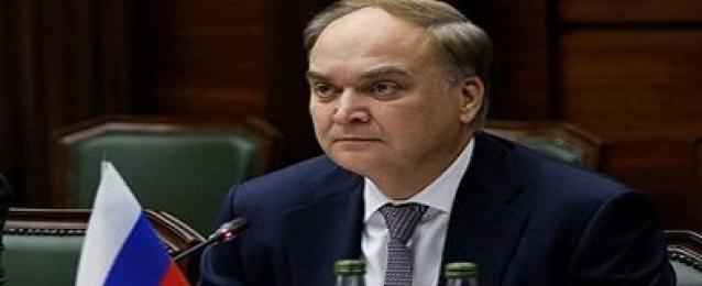 سفير روسيا لدى واشنطن يؤكد أهمية بناء قيم مشتركة بين بلاده وأمريكا