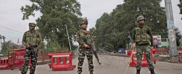 مقتل وإصابة 8 من الشرطة الهندية جراء حادث إطلاق نار
