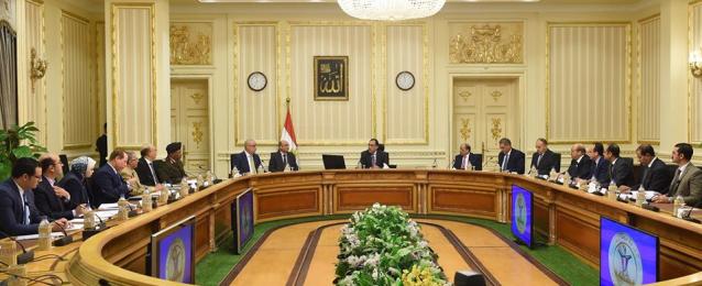 مدبولى يرأس اليوم الاجتماع الاسبوعى للحكومة .. ويشهد توقيع عدد من بروتوكولات التعاون المشترك
