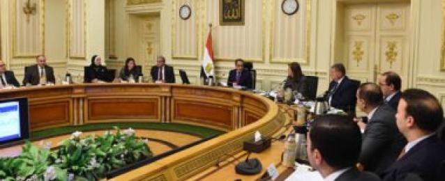 """مجلس الوزراء يوافق على تأسيس شركة """"البورصة المصرية للسلع"""""""