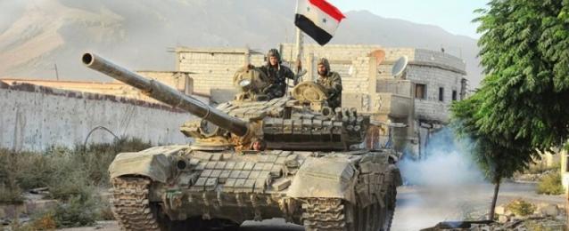 الجيش السورى يمنح المسلحين فى ريف إدلب الجنوبى فرصة أخيرة لإلقاء السلاح