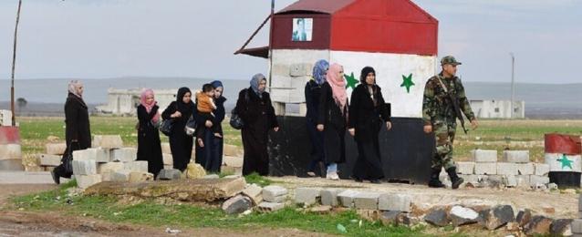 فتح 3 معابر جديدة بمحافظة إدلب السورية لإجلاء المدنيين
