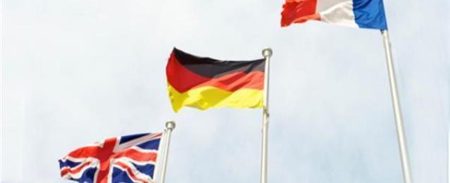 دبلوماسيان .. فرنسا وبريطانيا وألمانيا ستُفعّل آلية فض النزاع النووي مع إيران