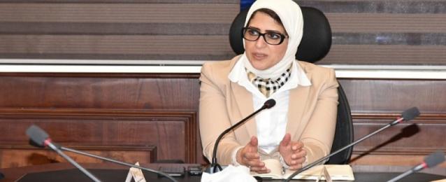 وزيرة الصحة: 442 حالة مصابة بفيروس كورونا حتى الان