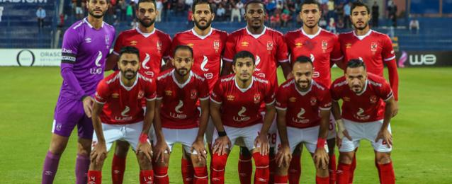 الأهلي يلتقي الاتحاد السكندري على شرف لقب الدوري
