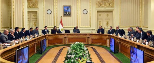 الحكومة توافق على تعديل الاتفاقية الخاصة بتنفيذ عدد من المشروعات التنموية بسيناء