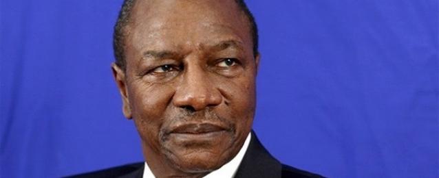 رئيس غينيا: إجراء الاستفتاء الدستوري بالتزامن مع الانتخابات التشريعية