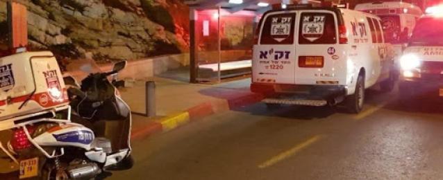 إصابة 14جندى اسرائيلى فى عملية دهس في القدس