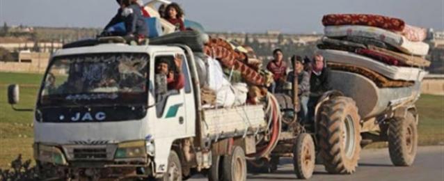 الأمن العام اللبناني : 1093 نازحا سوريا عادوا اليوم إلى بلدهم