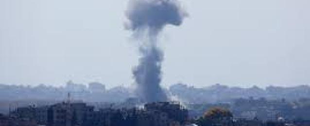 الاحتلال يشن غارتين جويتين على مدينتي غزة ورفح