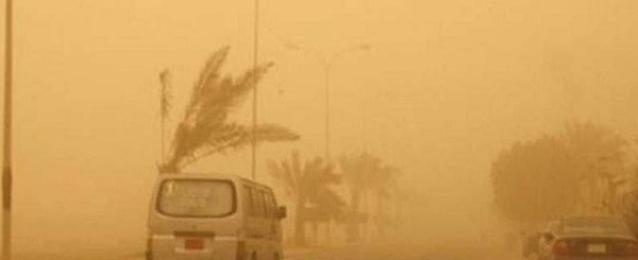 الارصاد تحذر من رياح وأتربة تصل لحد العاصفة اليوم واضطراب الملاحة