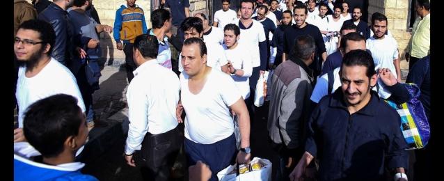 الداخلية تعلن الإفراج بالعفو وشرطيا عن 541 من نزلاء السجون