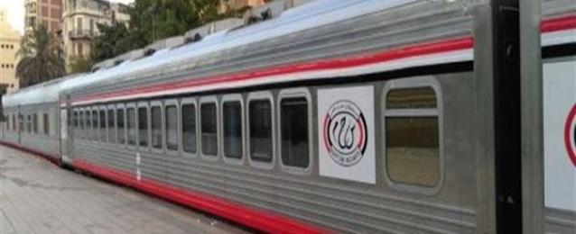 السكة الحديد: قطارات العيد الإضافية مستمرة حتى 12 أغسطس