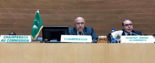 بدء اجتماعات الدورة الـ36 للمجلس التنفيذي للاتحاد الإفريقي برئاسة مصر