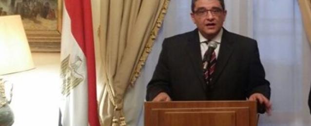 """سفيرنا ببكين يؤكد تضامن وثقة مصر في فوز الصين بمعركتها ضد """"كورونا"""""""
