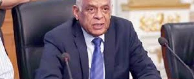 عبد العال يرفض تصريحات رئيس البرلمان الأوروبي بشأن مواطن مصرى