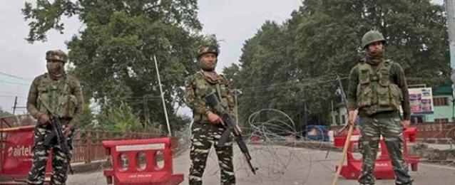 مقتل أحد أفراد الشرطة الهندية في مواجهات مع مسلحين بإقليم كشمير