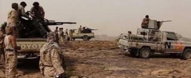 مقتل 13 حوثيا وإصابة 55 في محاولات تسلل باليمن