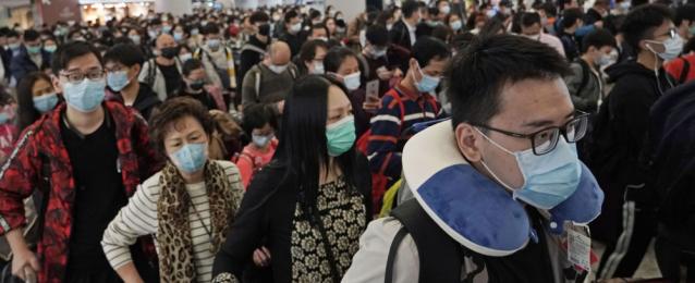 """19 حالة إصابة بين الأجانب بفيروس """"كورونا""""فى الصين"""