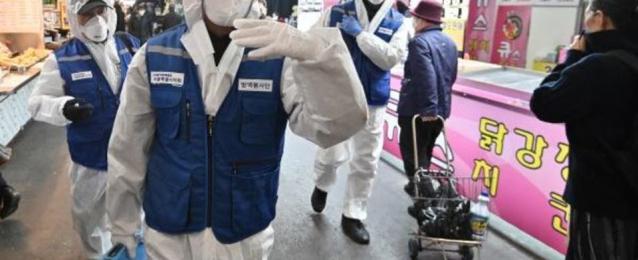 نسبة الشفاء من كورونا تتجاوز 40% في كوريا الجنوبية