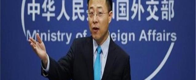 الصين تاسف لاعلان واشنطن عزمها الانسحاب من اتفاقية السماوات المفتوحة