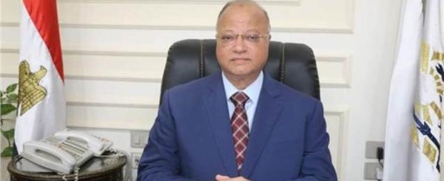 محافظ القاهرة يقود حملة لتطهير وتعقيم حي السيدة زينب