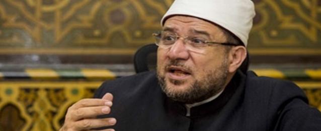 وزير الأوقاف : القرآن حياة القلوب وعلينا أن نتخلق بأخلاقه