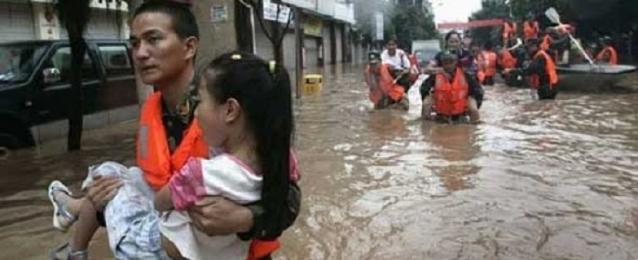 فيضانات في الصين تلحق أضرارا مادية واقتصادية بقيمه 144 مليون دولار