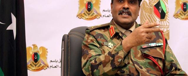 الجيش الليبى يوجه تحذيراً للسفن والطائرات بعدم الاقتراب من المياه الاقليمية أو دخول الاجواء بدون تنسيق