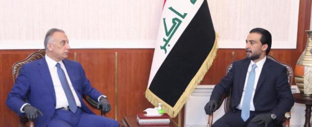 رئيس مجلس النواب العراقى يدعو إلى انتخابات برلمانية أبكر من يونيو 2021