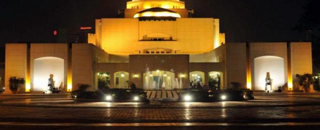"""عرض """"باليه أوبرا القاهرة"""" اليوم على مسرح النافورة بدار الاوبرا"""