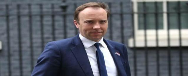 وزير الصحة البريطاني:نواجه تحديا هائلا لتوفيراختبارات الكشف عن كورونا