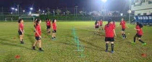إلغاء تدريبات اليوم الأخير بالتجمع الثالث لمنتخبي الكرة النسائية