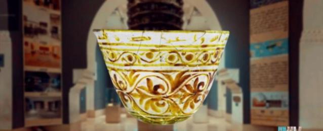 كأس عبدالصمد.. قطعة الشهر في متحف الفن الاسلامي