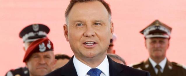 الرئيس البولندي يعرب عن تضامن بلاده مع الأردن في الحفاظ على استقراره