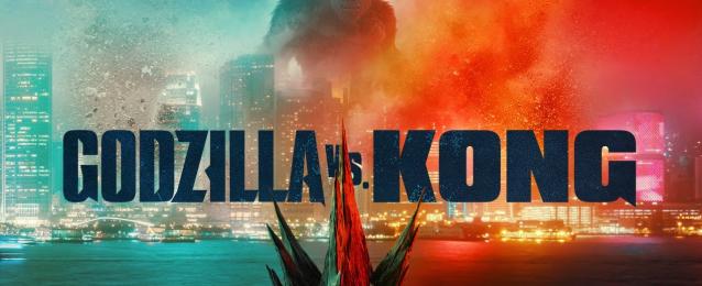 دور العرض الفرنسية تستقبل Godzilla vs. Kong مايو المقبل