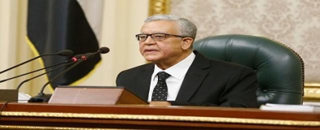 رئيس مجلس النواب يهنئ الرئيس السيسي بذكرى ثورة 23 يوليو