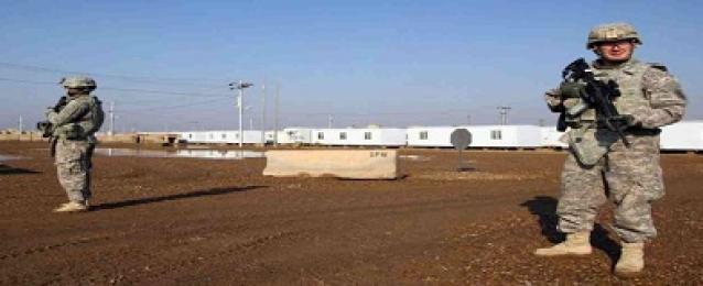 إطلاق ثلاثة صواريخ على قاعدة تضم جنودا أميركيين في العراق