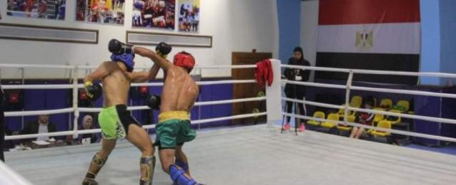 منتخب الكيك بوكسينج يستأنف تدريباته استعدادا للبطولة العربية في العراق